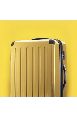 Skořepinové kufry Hauptstadtkoffer, série ALEX