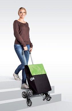 TREPPENSTEIGER SCALA SHOPPER® - nákupní taška do schodů ocelová