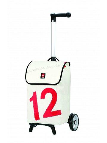 Nákupní taška na kolečkách Andersen Unus Shopper Fun 360°Luv 12