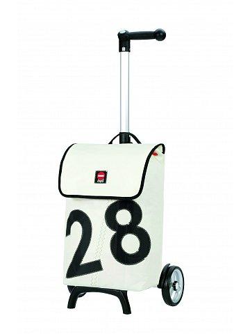 Nákupní taška na kolečkách Andersen Unus Shopper Fun 360°Luv 28