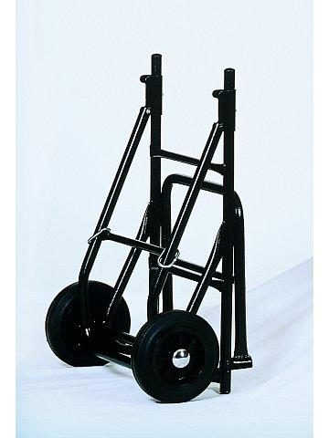 Transportní vozík Andersen STRONG, nosnost 120 kg, bez mříže