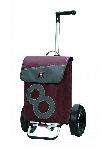 Velká taška na kolečkách Andersen Tura Shopper 360°Boje 8