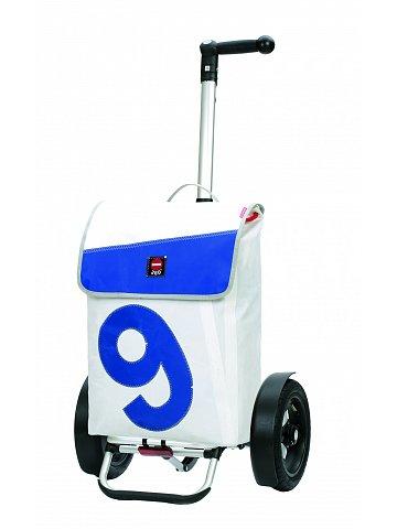 Velká taška na kolečkách Andersen Tura Shopper 360°Boje 9