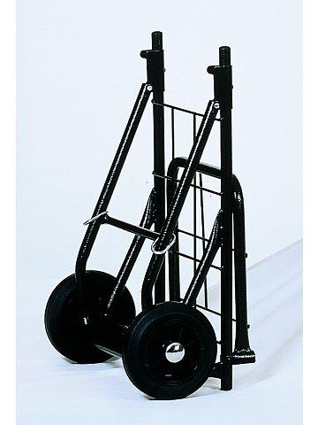 Transportní vozík Andersen STRONG, nosnost 120 kg, s mříží