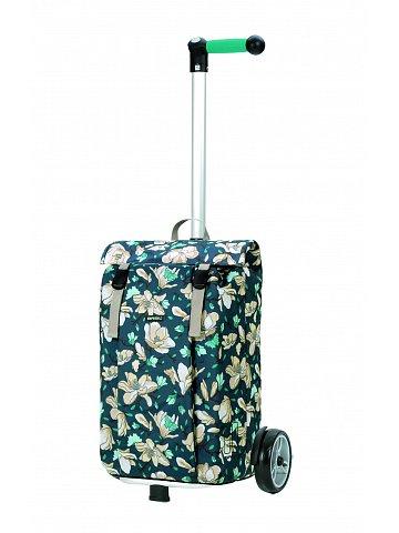 Nákupní taška na kolečkách Andersen Unus Shopper Basil Mag. modrá