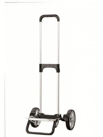 Nákupní taška na kolečkách Andersen ALU STAR SHOPPER® HYDRO, červená, 60l