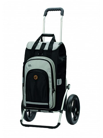 Nákupní taška na kolečkách Andersen Royal Shopper Hydro 2.0 černá