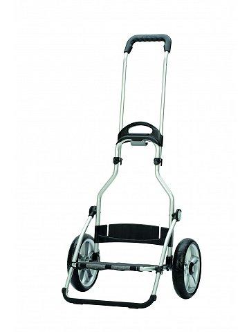 Nákupní taška na kolečkách Andersen Royal Shopper® Jante, černá, 53l, kolečka s kuličkovými ložisky