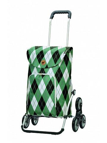 Nákupní taška do schodů Andersen Royal Sh. Treppenst Arik zelená