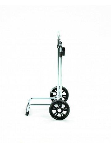 Nákupní taška na kolečkách Andersen SCALA SHOPPER® HERA, světle šedá, 44l