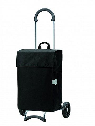 Nákupní taška na kolečkách Andersen SCALA SHOPPER® HERA, černá (SRN), 44l