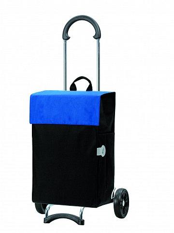 Nákupní taška na kolieskách Andersen SCALA SHOPPER® HERA. modrá