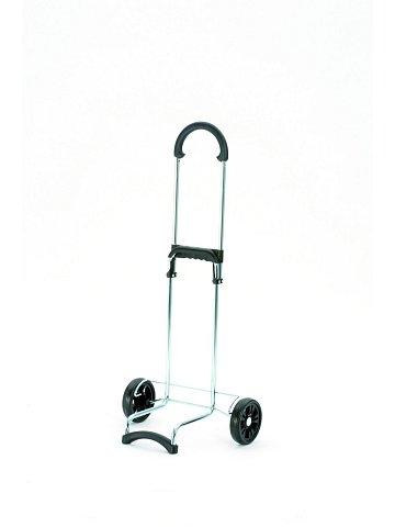 Nákupní taška na kolečkách Andersen SCALA SHOPPER® LIS, šedá, proužky