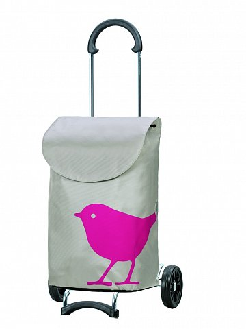 Andersen SCALA SHOPPER® BIRD, růžová