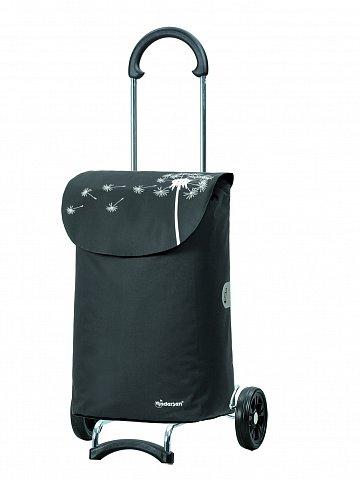 Nákupní taška na kolečkách Andersen SCALA SHOPPER® BEA, šedá, 36l