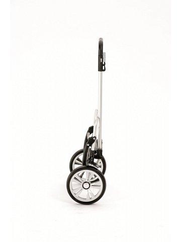 Nákupní taška na kolečkách Andersen ALU STAR® SHOPPER HYDRO, černá, 60l