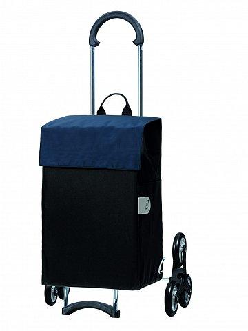 Nákupní taška Andersen TREPPENSTEIGER SCALA SHOPPER® HERA - DO SCHODŮ, modrá