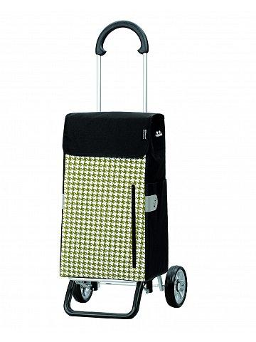Taška na kolečkách Andersen SCALA SHOPPER® PLUS TILLY, zelená
