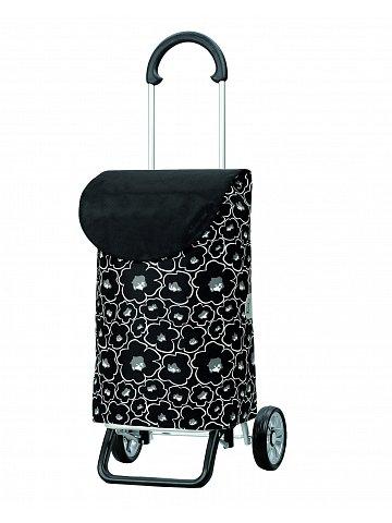 Taška na kolečkách Andersen SCALA SHOPPER® PLUS LILO, černá