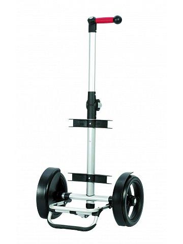 Taška na kolečkách Andersen TURA SHOPPER® 360° BOJE 8, kolečka s kuličkovými ložisky, hnědá