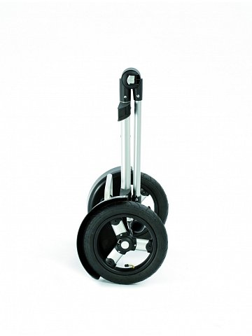 Taška na kolečkách Andersen TURA SHOPPER® HYDRO, nafukovací kolečka s kuličkovými ložisky, modrá