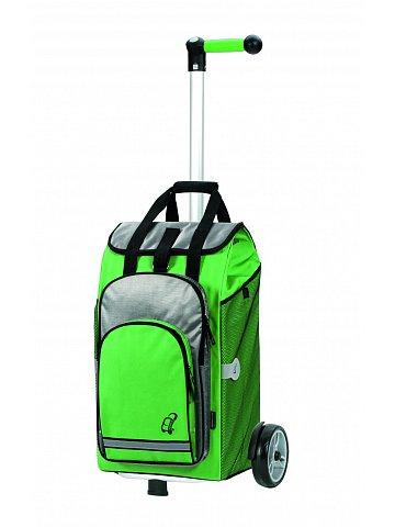 Nákupní taška Andersen UNUS SHOPPER® HYDRO, zelená