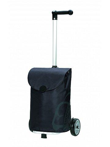 Nákupní taška Andersen UNUS SHOPPER® PEPE, šedá
