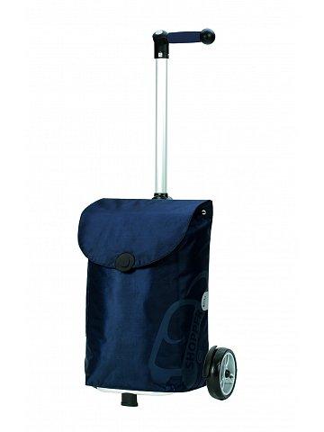 Nákupní taška Andersen UNUS SHOPPER® PEPE, modrá