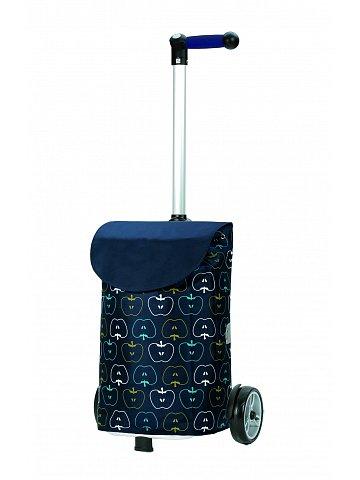 Nákupní taška Andersen UNUS SHOPPER® HAVA, modrá