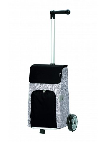 Nákupní taška Andersen UNUS SHOPPER® HENNI, bílá