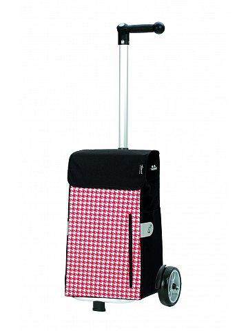 Nákupní taška Andersen UNUS SHOPPER® TILLY, červená