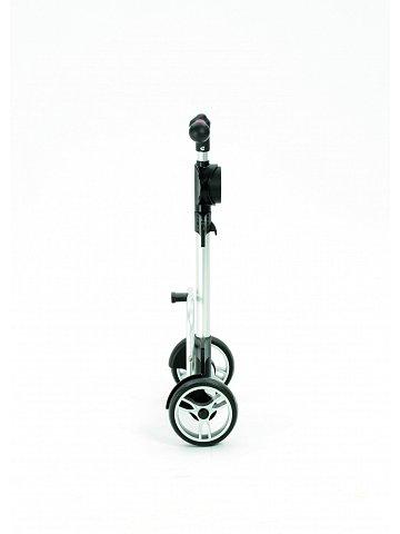 Nákupní taška Andersen UNUS SHOPPER® KIRA, stříbrná