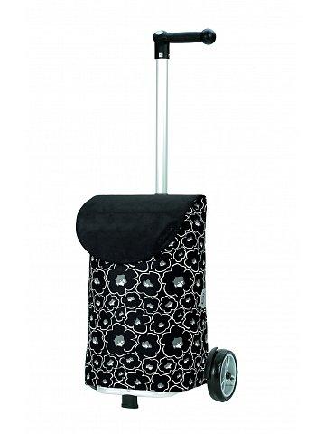 Nákupní taška Andersen UNUS SHOPPER® LILO, černá