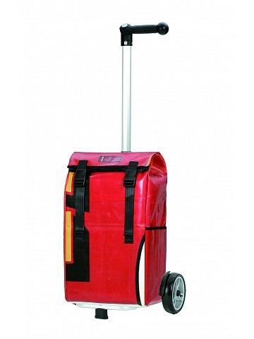 Taška na kolečkách Andersen UNUS SHOPPER® TRUCK A9 - taška z použité plachty nákladních vozidel - každá taška unikát!
