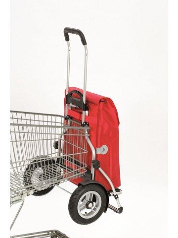 Nákupní taška na kolečkách Andersen ROYAL SHOPPER® PLUS HYDRO, modrá tyrkysová