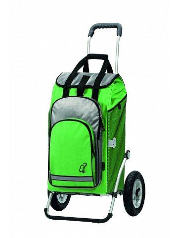 Andersen ROYAL SHOPPER® HYDRO, zelená, nafukovací kolečka s kuličkovými ložisky