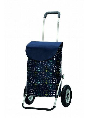 Andersen ROYAL SHOPPER® HAVA, modrá, nafukovací kolečka s kuličkovými ložisky