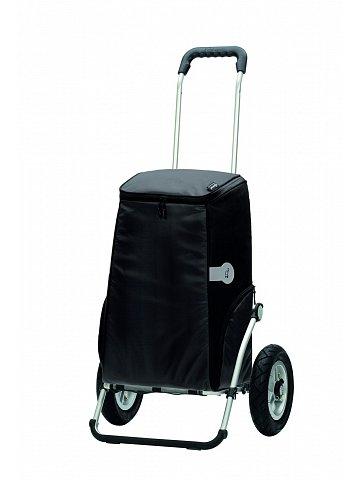 Andersen ROYAL SHOPPER® HARON, černá, nafukovací kolečka s kuličkovými ložisky