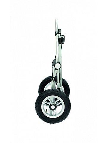 Andersen ROYAL SHOPPER® MIMI, černá, nafukovací kolečka s kuličkovými ložisky