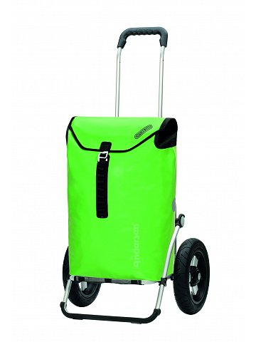 Andersen ROYAL SHOPPER® ORTLIEB, zelená, nafukovací kol. s kul. ložisky, průměr 29 cm