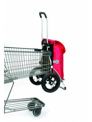 Andersen ROYAL SHOPPER® ORTLIEB, červená, nafukovací kol. s kul. ložisky, průměr 29 cm