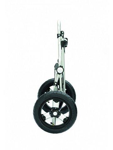 Andersen ROYAL SHOPPER® SILA, stříbrná, nafukovací kolečko s kul. ložisky, průměr 29 cm