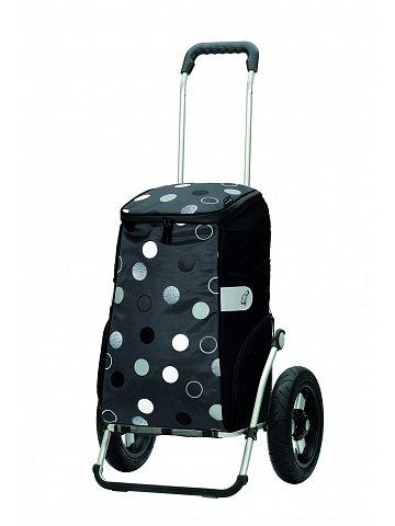 Andersen ROYAL SHOPPER® SILA, šedá, nafukovací kolečko s kul. ložisky, průměr 29 cm