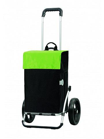 Andersen ROYAL SHOPPER® HERA, zelená, kolečko standard