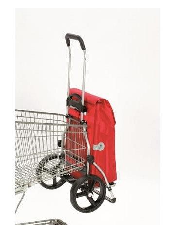 Taška na kolečkách Andersen ROYAL SHOPPER® HERA, zelená, kolečko standard, 44l