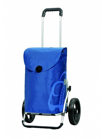 Andersen ROYAL SHOPPER® PEPE, modrá, kolečko standard
