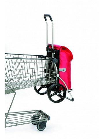 Nákupní taška Andersen ROYAL SHOPPER® 360° LUV 28, kolečko standard, bílá