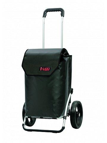 Nákupní taška Andersen ROYAL SHOPPER® TRUCK CARBON, černá