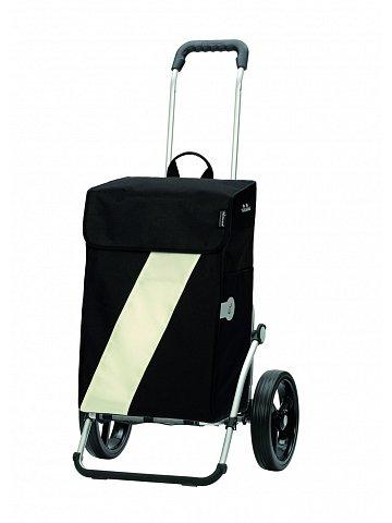 Taška na kolečkách Andersen ROYAL SHOPPER® VIKA, bílá, kolečko standard, 46l