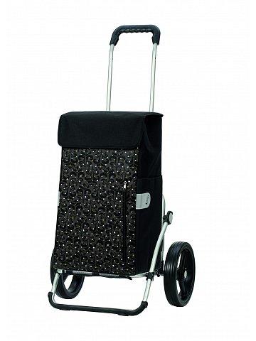 Taška na kolečkách Andersen ROYAL SHOPPER® DIVA, zlatá,kolečko standard, 43l